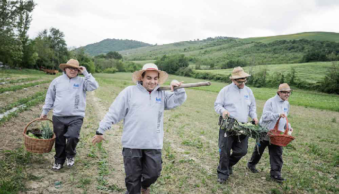 Social Farming in the Apennines